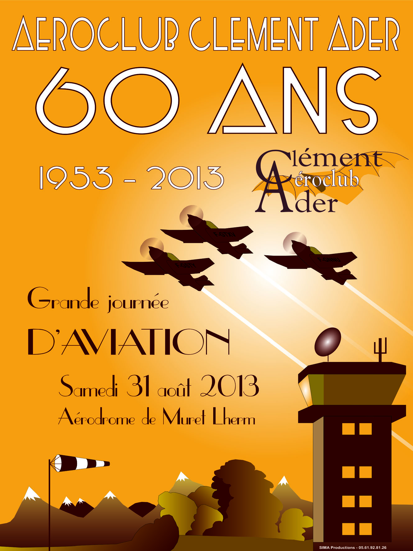 Affiche collector 1