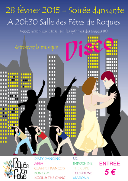Affiche soiree danse site